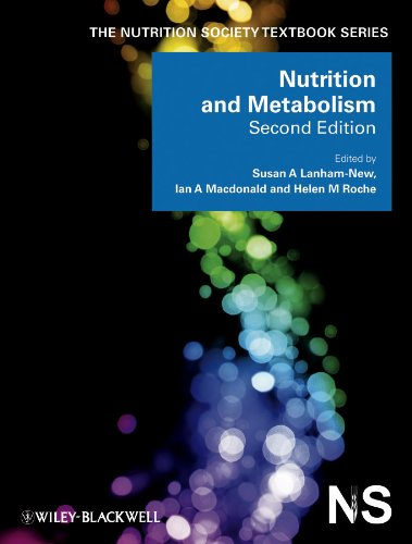 Nutrition and Metabolism  2nd 2010 edition cover