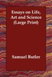 Essays on Life Art and Science Large Pri N/A 9781406822083 Front Cover