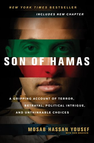 Son of Hamas A Gripping Account of Terror, Betrayal, Political Intrigue, and Unthinkable Choices N/A edition cover