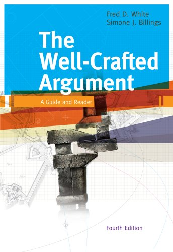 Well-Crafted Argument  4th 2011 edition cover