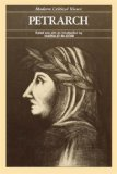 Petrarch  N/A 9781555463083 Front Cover