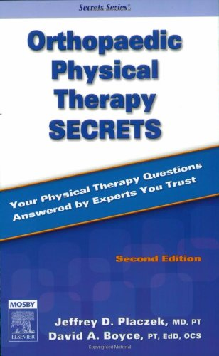 Orthopaedic Physical Therapy Secrets  2nd 2006 (Revised) edition cover