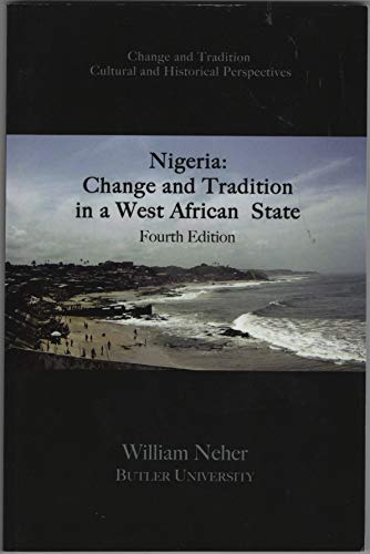 NIGERIA:CHANGE+TRADITION IN A  N/A edition cover