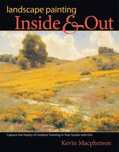 Landscape Painting Inside and Out   2009 edition cover