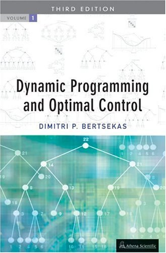 Dynamic Programming and Optimal Control 2nd 2001 edition cover
