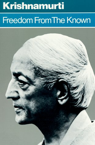 Freedom from the Known   1997 edition cover