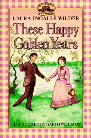 These Happy Golden Years   1981 (Revised) edition cover