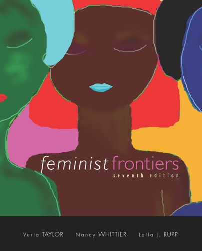 Feminist Frontiers 7th 2007 edition cover