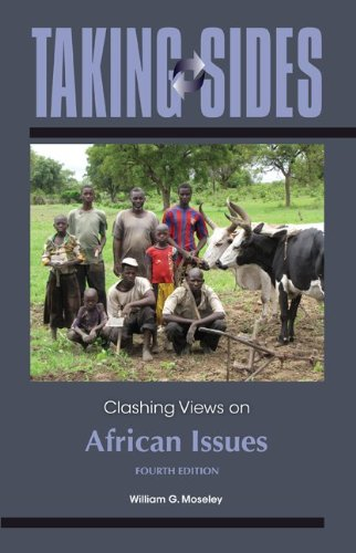 Clashing Views on African Issues  4th 2012 edition cover