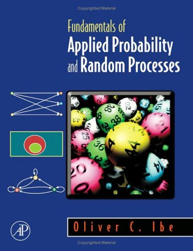 Fundamentals of Applied Probability and Random Processes   2005 edition cover