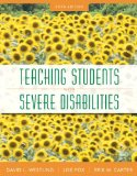 Teaching Students with Severe Disabilities  5th 2015 edition cover