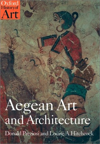 Aegean Art and Architecture   1999 edition cover