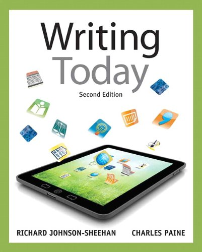 Writing Today  2nd 2013 edition cover