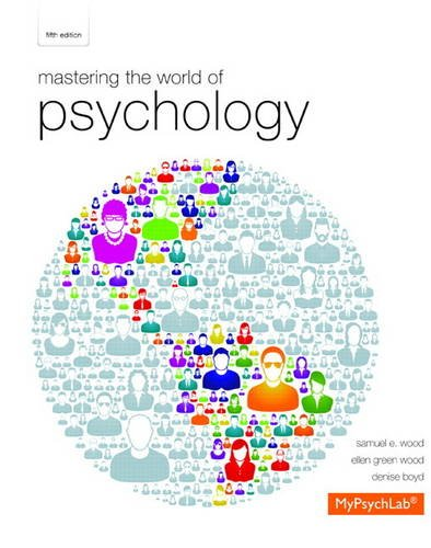Mastering the World of Psychology  5th 2014 edition cover