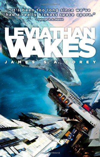 Leviathan Wakes   2011 9780316129084 Front Cover