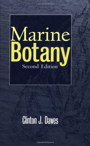 Marine Botany  2nd 1998 (Revised) edition cover