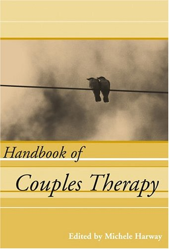 Handbook of Couples Therapy   2005 9780471444084 Front Cover