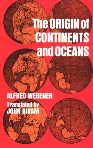 Origin of Continents and Oceans  N/A edition cover