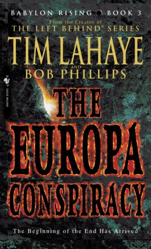 Babylon Rising: the Europa Conspiracy  N/A 9780553586084 Front Cover