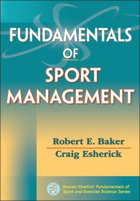 Fundamentals of Sport Management   2013 edition cover