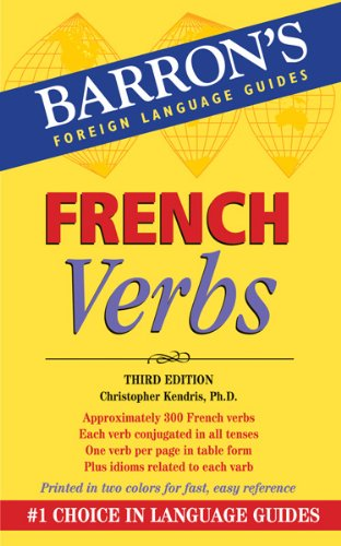 French Verbs  3rd 2011 (Revised) edition cover