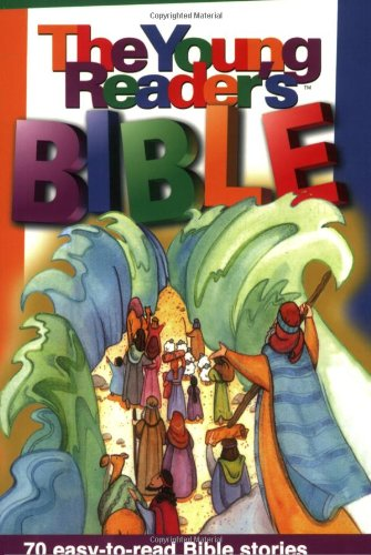 Young Reader's Bible  N/A edition cover