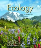 Ecology  3rd 2014 (Revised) 9780878939084 Front Cover