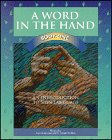 Word in the Hand An Introduction to Sign Language  1980 9780931993084 Front Cover