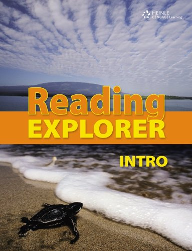 Reading Explorer Intro  N/A 9781111057084 Front Cover