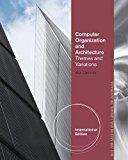 Computer Organization and Architecture  2014 edition cover