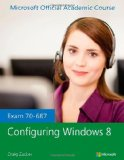 Exam 70-687 Configuring Windows 8   2014 9781118511084 Front Cover