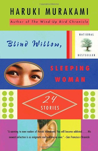 Blind Willow, Sleeping Woman   2007 edition cover