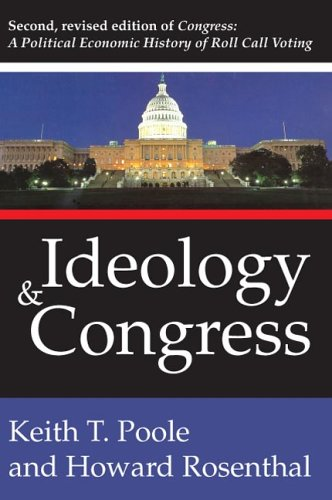 Ideology and Congress  2nd 2006 (Revised) 9781412806084 Front Cover