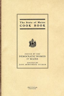 State of Maine Cook Book  N/A 9781429091084 Front Cover