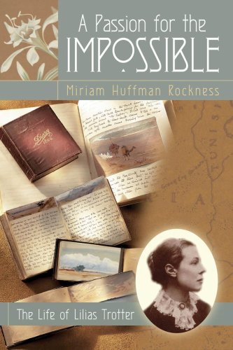 Passion for the Impossible The Life of Lilias Trotter  2003 edition cover