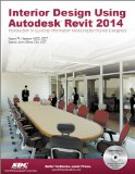 Interior Design Using Autodesk Revit 2014  N/A edition cover