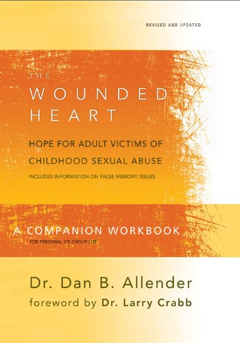 Wounded Heart A Companion Workbook for Personal or Group Use N/A edition cover