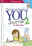The Care and Keeping of You 2 Journal:   2013 edition cover