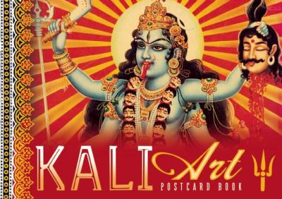 Kali Art Postcard Book  N/A 9781932771084 Front Cover