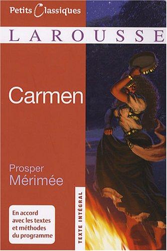 Carmen:   2008 9782035839084 Front Cover