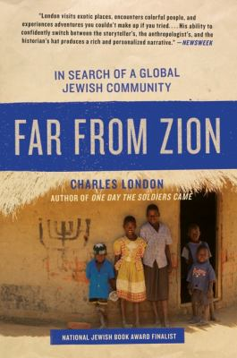 Far from Zion In Search of a Global Jewish Community N/A 9780061561085 Front Cover
