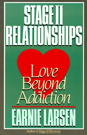 Stage II Relationships Love Beyond Addiction N/A edition cover