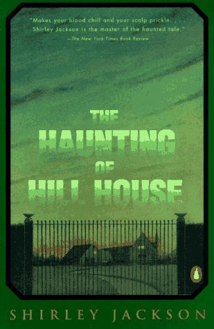 Haunting of Hill House  N/A edition cover