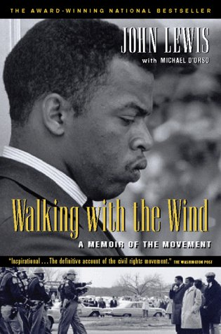 Walking with the Wind A Memoir of the Movement  1999 edition cover