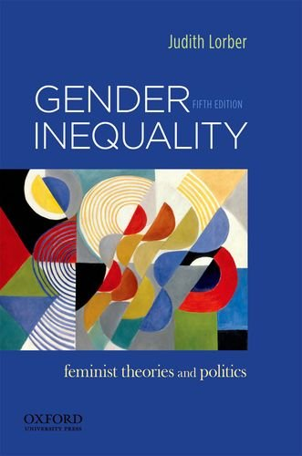 Gender Inequality Feminist Theories and Politics 5th 2012 edition cover