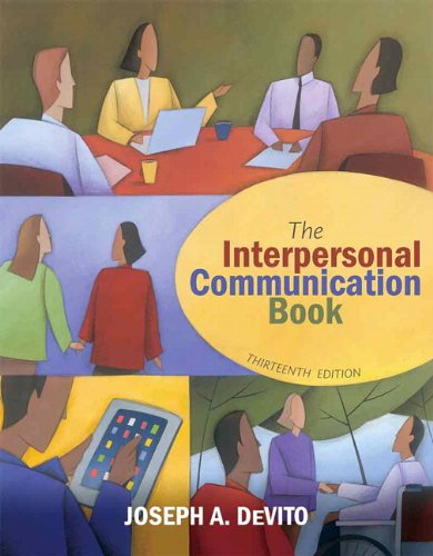 Interpersonal Communication Book  13th 2013 (Revised) 9780205031085 Front Cover