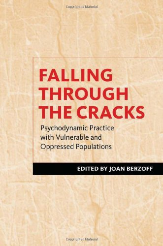 Falling Through the Cracks Psychodynamic Practice with Vulnerable and Oppressed Populations  2012 edition cover