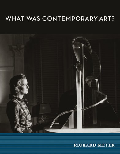 What Was Contemporary Art?   2013 edition cover