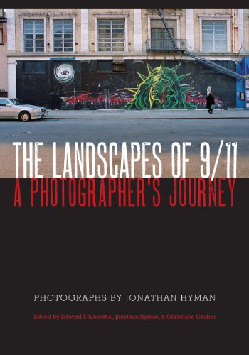 Landscapes Of 9/11 A Photographer's Journey  2013 edition cover