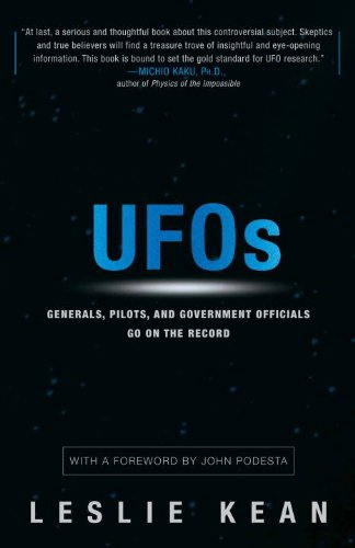UFOs Generals, Pilots, and Government Officials Go on the Record  2011 edition cover